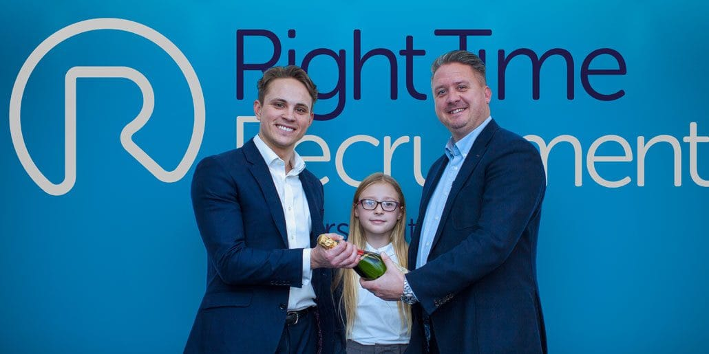 Ceo Neil Male And His Daughter Lily Meet Apprentice Winner