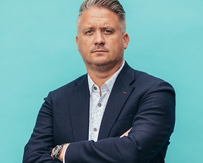 GMS CEO Neil Male