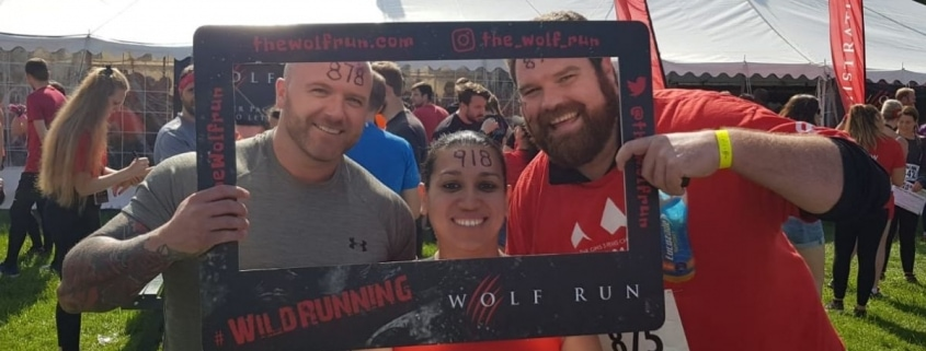 wolf run GMS operations charity news