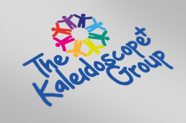 kaleidoscope, group, logo, toolbox, mental, health
